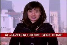 China expels al-Jazeera English reporter