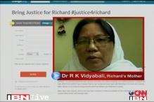 Video blog: Richard Loitam's Mother speaks out
