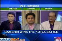 Cricketainment: Delhi were defensive vs KKR