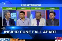 Cricketainment: RR were eager against Pune
