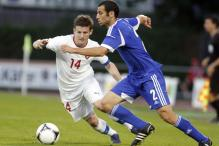 Second string Czechs beat Israel 2-1 in warm-up