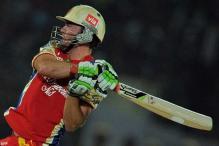 When hot, AB de Villiers is very hot