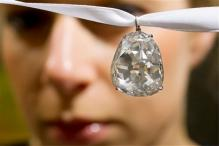 Historic diamond sold for $ 9.7 mn at auction