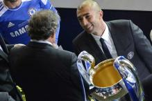 Di Matteo silent on Chelsea future after Munich