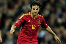 I will be 100 percent fit for Euros: Fabregas