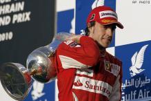 Alonso fastest in rain-lashed Mugello test