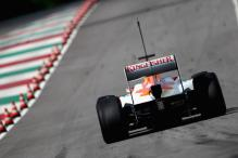 Force India satisfied after mid-season testing