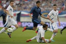 Late winner takes France past Iceland in warm-up