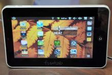 Hands on: Funtab Fusion 7 Android tablet