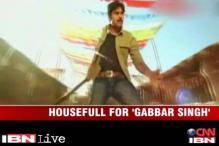 'Dabangg' Telugu remake 'Gabbar Singh' goes houseful