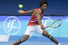 Injured Monfils pulls out of French Open