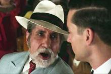 Great Gatsby book excerpt: Amitabh's character