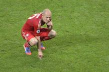 Robben rues 'terrible' missed penalty in final