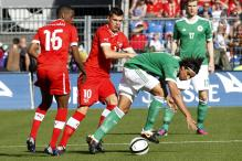 Germany stunned by Switzerland in Euro warm-up