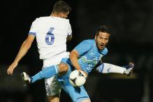 Greece, Slovenia draw 1-1 in friendly