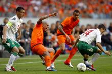 Netherlands lost 2-1 to Bulgaria in friendly