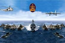Indian Navy in fast forward mode
