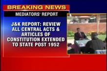 J&K status should be termed as special: report