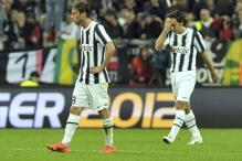 Juventus under pressure after Milan cut lead