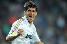 'Less important' Kaka not looking to leave Madrid