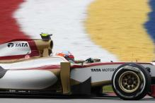 Chinese driver Qing Hua to test for HRT