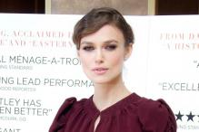 Keira Knightley engaged to British rocker boyfriend
