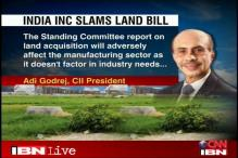 India Inc slams Land Acquisition Bill report