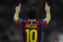 Messi breaks Mueller record with 68th goal