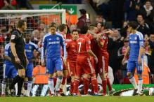 Liverpool shatter Chelsea's top-four dreams