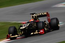 Grosjean fastest as Lotus impress in Mugello