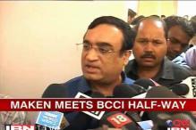 Maken wants probe into black money in IPL