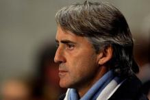 United still favourites, insists Mancini