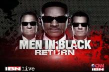 Sneak peek: 'Men In Black 3'