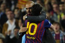 Messi nets 4 in Guardiola's Camp Nou farewell