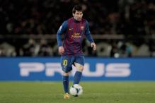 Barcelona dismiss Messi racial remarks reports