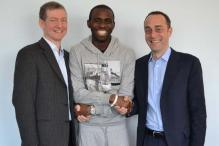 Muamba 'overwhelmed' by fans' backing