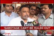 Doon Express mishap: Roy says sabotage possible