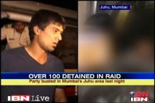 Mumbai: 'Rave' party organiser sent to custody