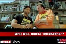 Will Rajkumar Hirani not direct 'Munnabhai' 3?