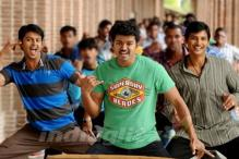 Video: Vijay's look in Tamil movie 'Nanban'