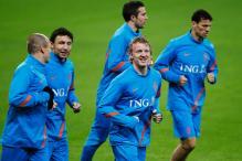Van Marwijk cuts Dutch Euro 2012 squad to 27