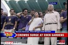 News 360: Kolkata Knight Riders' frenzied homecoming