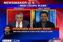 We need more credibility, says Lalit Modi