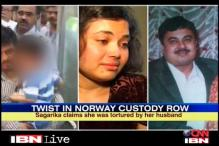 Norway NRI kids' mother claims torture by husband