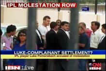 IPL molestation: Zohal reaches settlement with Luke