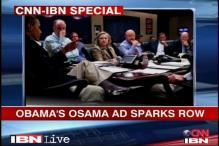 Barack Obama's campaign ad praising Osama raid sparks row