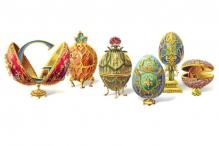 Peter Carl Faberge: Google doodles Easter eggs