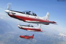 IAF signs Rs 2,800 cr deal to buy Pilatus planes