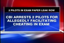 2 pilots arrested for facilitating cheating in exam