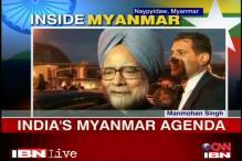 India has centuries old ties with Myanmar: Manmohan Singh